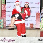 Santa Photos @ McMaster University – Photo Booth Style